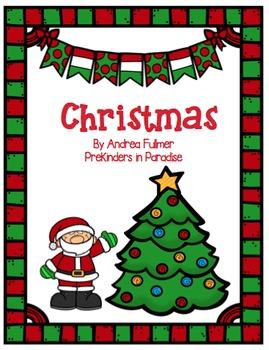 Christmas Emergent Reader Pack