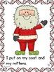 Christmas Emergent Reader:  Santa Gets Dressed