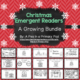 Christmas Emergent Readers (A Growing Bundle)