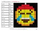 Christmas Emoji: Binary Numbers - Mystery Pictures / Color By Number
