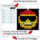Christmas Emoji - Convert Percents to Decimals - Google Sheets Pixel Art