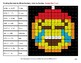 Christmas Emoji: Dividing Decimals by Whole Numbers - Math Mystery Pictures