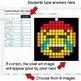 Christmas Emoji - Number Patterns: Misc Operations - Google Sheets Pixel Art