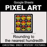 Christmas Emoji: Rounding to the nearest 100th - Google Sh
