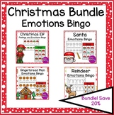 Christmas Emotions and Feelings Bingo Bundle