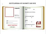 Christmas Encyclopedia of Naughty and Nice