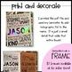 Christmas / End of Year Student Printable Gift - Editable Names