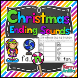 Christmas Ending Sounds Center