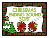 Christmas Ending Sounds FREEBIE