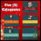 December Activities (Christmas PowerPoint Game)