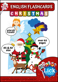 Christmas - English Flashcards