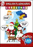 Christmas - English Flashcards