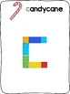 Christmas - English - Plastic building block activity mats
