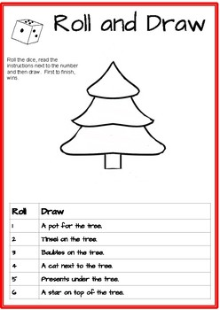 Christmas English and Phonics Worksheets