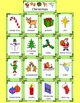 Christmas English vocabulary games, puzzles, cards and act