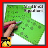 Christmas Equations