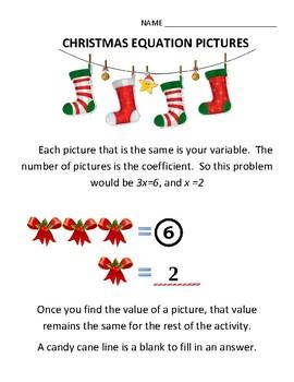 Christmas Equations