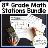 8th Grade Math Stations