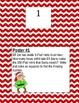 Christmas Equations Scavenger Hunt