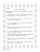Christmas Equations and Expressions for Grades 5-7