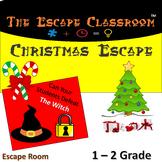Christmas Escape Room (1 - 2 Grade) | The Escape Classroom