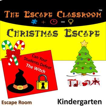 Christmas Escape Room (Kindergarten)
