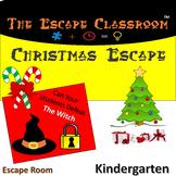 Christmas Escape Room (Kindergarten) | The Escape Classroom