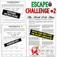 CHRISTMAS Escape Room (Trivia & Puzzle Games for Middle/High School Students)