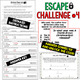 CHRISTMAS Escape Room (Activities, Trivia & Puzzle Games for Students)