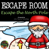 Christmas Escape Room (Christmas Math Activity)