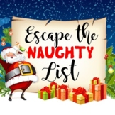 Christmas Escape Room (Escape Santa's Naughty List)