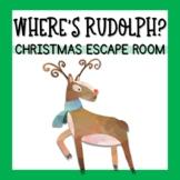 Christmas Escape Room - Help Santa Find Rudolph!