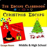 Christmas Escape Room (Middle & High School) | The Escape Classroom