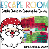 Christmas Escape Room- Santa Claus is Coming to Town