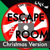 Christmas Escape Room Teambuilding Game