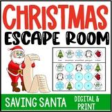 Christmas Escape Room Teambuilding Game
