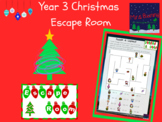 Christmas Escape Room - Year 3