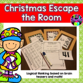 Christmas Escape the Room Game