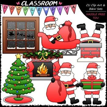 Christmas Eve Clip Art - Night Before Christmas Clip Art