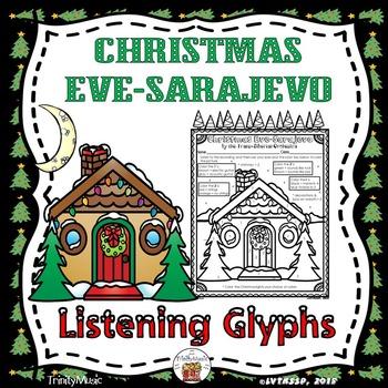 Christmas In Sarajevo.Christmas Eve Sarajevo Listening Glyphs