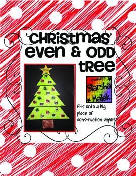 Christmas Even & Odd Tree (S.Malek)