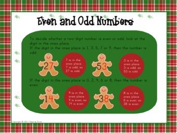 Christmas Even and Odd