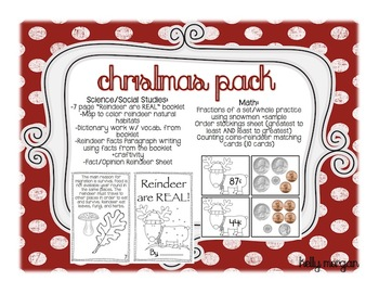 Christmas Everything Pack