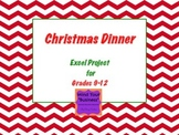 Christmas Excel Project