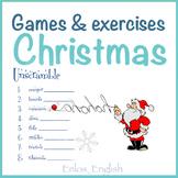 Christmas Exercises