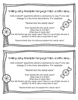 Christmas Expanding Sentences