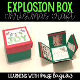 Christmas Explosion Box Craft Gift for Parents