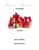 Christmas Expository FREEBIE!