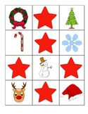 7 Different Christmas FAS (Find a star) Rewards for ESL Teachers