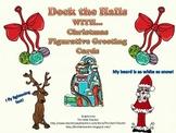Christmas FIgurative Language Activity and Christmas Cards
